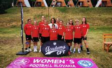 VIDEO | Dievčenský futbalový kemp na Sigorde znova zaujal