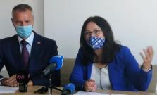Primátorka mesta Svidník Marcela Ivančová rokovala o potrebe zachovania regionálnej nemocnice