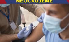 Najbližší víkend kraj očkovať nebude, začne až po odchode pápeža