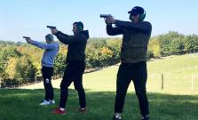 Vo Sveržove strieľali poľovníci na majstrovstvách okresu