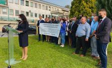 VIDEO   Pokračujú v boji za zachovanie regionálneho charakteru svidníckej nemocnice