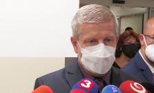 VIDEO   Minister zdravotníctva V. Lengvarský prišiel do Bardejova