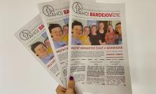 VIDEO   Bardejovčania dostali do schránok po dlhšej pauze ďalšie číslo obľúbených novín