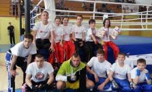 Kick boxeri z Edymax Bardejov: 3 zlaté, 2 bronzové