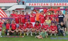 Futbalisti v poslednom kole deklasovali Dubnicu