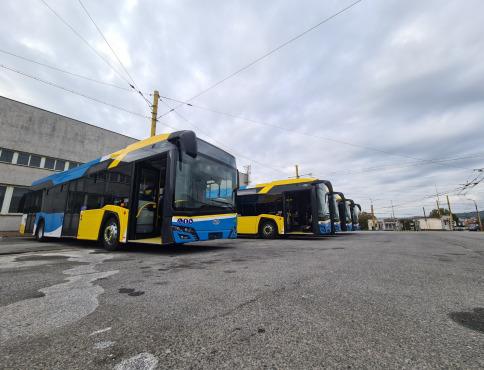 Na košické cesty vyrazia nové autobusy