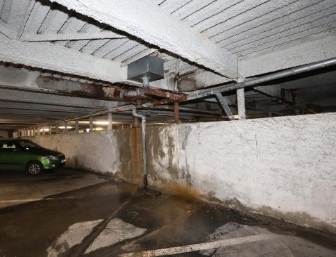 V podzemnom parkovisku UNLP už nezaparkujete