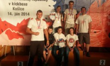 Na majstrovstvách SR v kickboxe Bardejov na 2. mieste