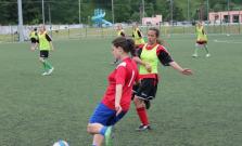 Stredoškolský futbalový turnaj vyhrali gymnázistky