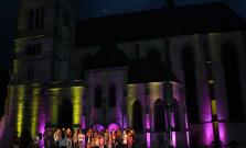 Koncert a nasvietenie baziliky ukončené v priebehu 5 sekúnd
