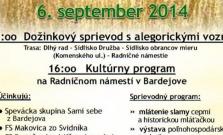 Bardejov chce v sobotu vytvoriť nový slovenský rekord