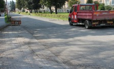 Rekonštruujú sa cesty, chodníky i ihriská