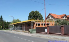 Polyfunkčný objekt vo výstavbe (Kellerova ulica)