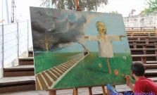 Street artové sympózium mesta Bardejov 3