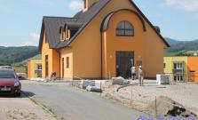 Úprava okolia pri Gréckokatolíckom kostole na Vinbargu