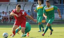Partizán Bardejov - Vranov nad Topľou 5:0 - prípravný zápas
