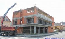 Pokračuje výstavba polyfunkčnej budovy na Kellerovej ulici
