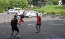Prvý ročník pouličného futbalu