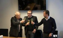 Zástupcovia mesta Bardejov sa stretli s prezidentom SFZ