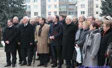 Oslavy 70. výročia oslobodenia mesta a okresu Bardejov