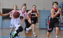 Basketbalové žiačky prehrali vysoko v Poprade