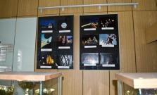 Vynovená fotogaléria v priestoroch GLS
