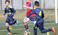 Futbalisti U12 a U13 privítali Košice