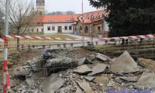 Práce na Hviezdoslavovej ulici pokračujú
