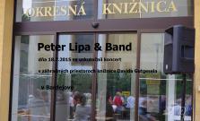 Do Bardejova zavítal spevák Peter Lipa