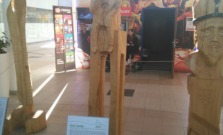 Bardejovské sochy na výstave v Nitre