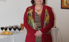 Lucia Vicová vystavuje v Bardejove