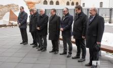 Oslavy 71.výročia oslobodenia Bardejova a bardejovského okresu