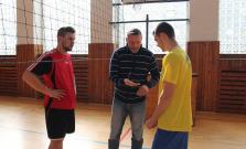 Okresné kolo vo volejbale študentov stredných škôl