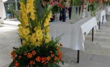Výstava kvetov v Bardejovských Kúpeľoch