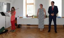 Barbara Zasowska vystavuje v Bardejove