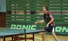 Stolní tenisti odohrali už šieste kolo