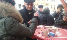 Prebiehajú Vianočné komunitné trhy