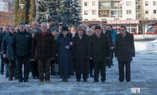 Oslavy 72. výročia oslobodenia Bardejova a Bardejovského okresu