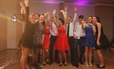 Valentínsky ples Hotelovej akadémie J. Andraščíka