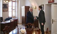 Do Bardejova zavítal rakúsky veľvyslanec Helfried Carl