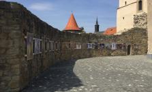 Výstava fotografií na Hornom hrade